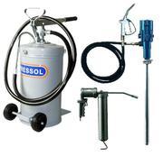 маслораздаточное оборудование для автосервиса Pressol
