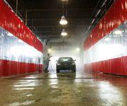ПВХ-шторы для автомоек и автосервисов изготовим под заказ