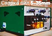 Аппарат сварки ленточных пил 5-35mm АСП1600 РИТМ.