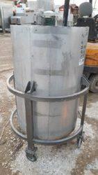 Емкость нержавеющая,  объем — 0, 35 куб.м.,